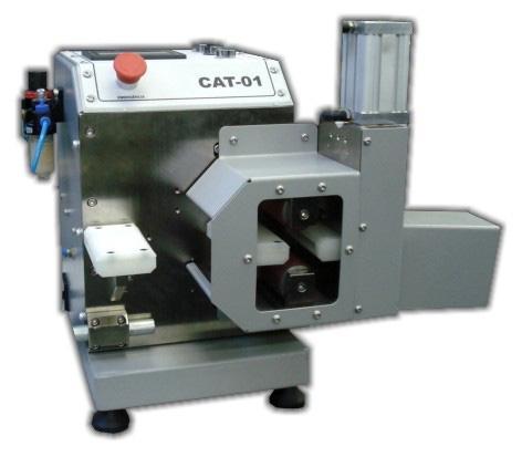 Máquina de cortar fio