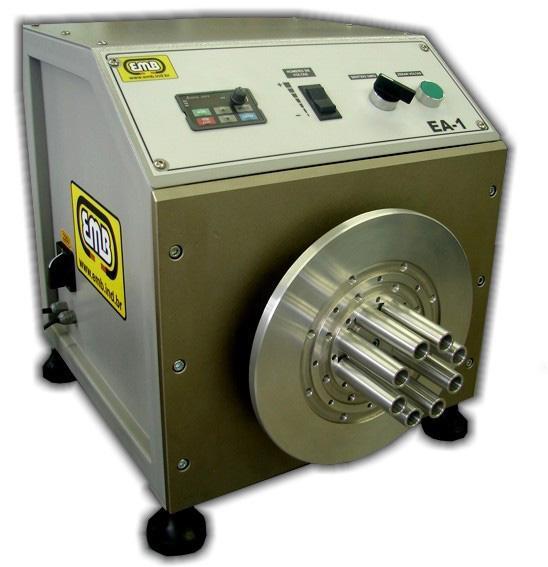 Máquina de enrolar fio elétrico