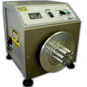 Máquina de medir e cortar cabos